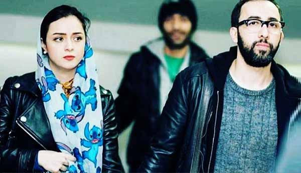 ترانه علیدوستی و همسرش ، علی  منصوری همسر ترانه علیدوستی