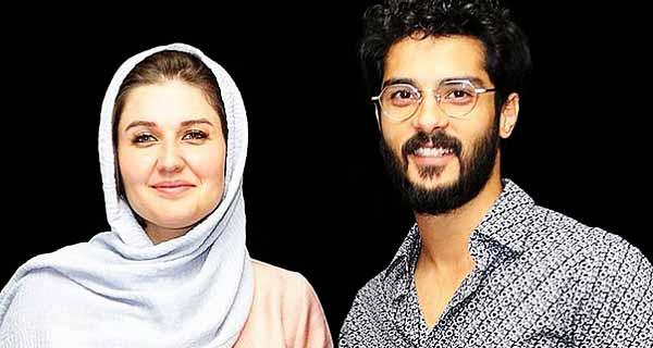 عکس ساعد سهیلی و همسرش گلوریا  هاردی ، همسر ساعد سهیلی