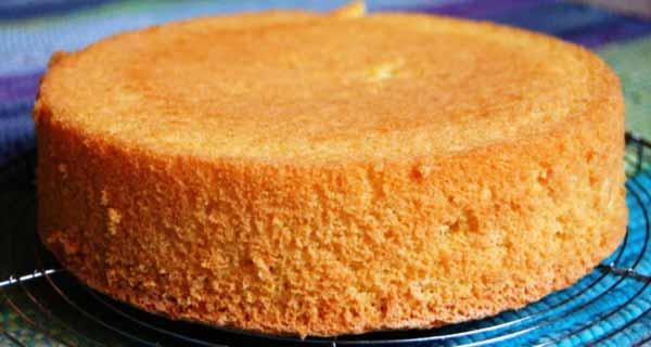 کیک اسفنجی ، دستور پخت کیک اسفنجی ، مواد لازم کیک اسفنجی برای 4 نفر ، آموزش کیک اسفنجی برای 6 نفر ، طرز تهیه کیک اسفنجی پف دار