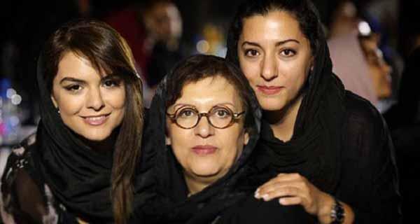 همسر مسعود رایگان ، رویا  تموریان و دخترانش ، دختران مسعود رایگان و رویا تیموریان