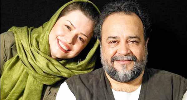 محمدرضا شریفی نیا و دخترش مهراوه شریفی نیا