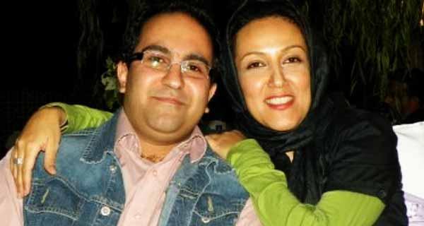 پانته آ بهرام و همسرش سیامک احصایی ، عکس همسر پانته آ بهرام ، همسر پانته آ بهرام کیست؟