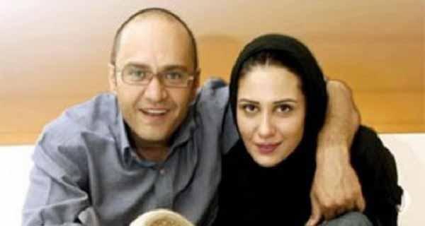 رامبد جوان و ماندا روحی ، ع همسر اول رامبد جوان