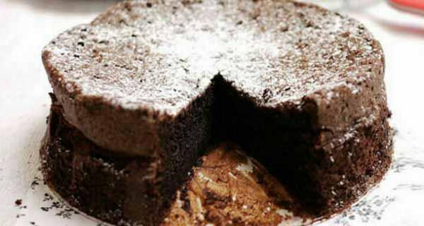 کیک قهوه ، طرز تهیه کیک قهوه با کاکائو و گاناش شکلاتی و گردو ، دستور پخت کیک قهوه خوشمزه ، cake ghahve