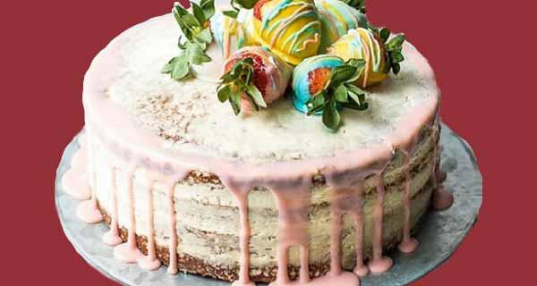 کیک تولد خانگی ، کیک  تولد خونگی ، طرز تهیه کیک تولد خامه ای و شکلاتی ، دستور تهیه کیک تولد ، روش  تزیین کیک تولد ساده ، cake tavalod