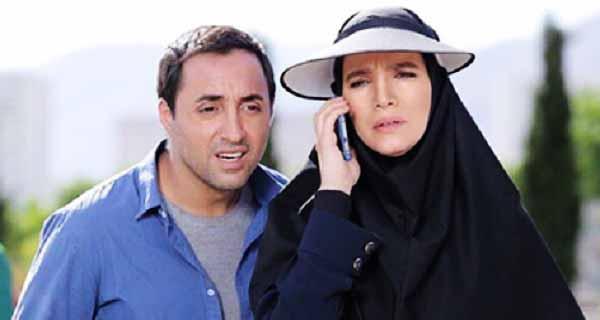 متین ستوده در سریال لیسانسه ها ، متین ستوده و حسین رستمی