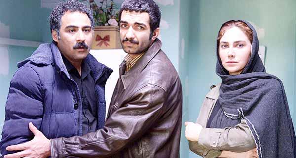 رضا اکبرپور در فیلم آپاندیس