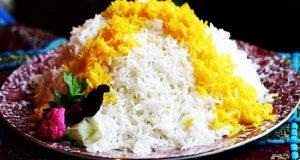 تعبیر خواب برنج زعفرانی پخته شده ، تعبیر پختن برنج نذری خام و خیس شده ، تعبیر خوردن برنج در خواب چیست؟، tabir khab berenj