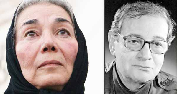 عکس  پروانه معصومی و همسرش مسعود معصومی