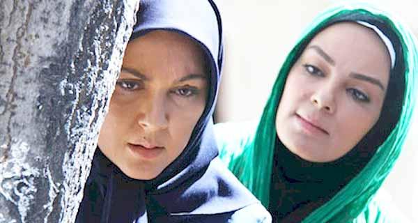لاله اسکندری و سارا خویینی ها در سریال بی قرار