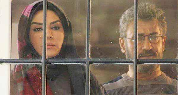 عکس محمد صادقی و سارا خویینیها در سریال بی قرار