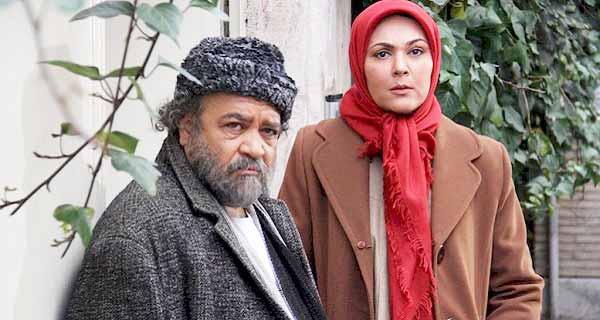 لاله اسکندری و پدرش محمدرضا شریفی نیا در سریال بی قرار