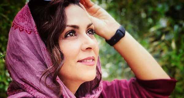 عکس شیوا ابراهیمی بازیگر سریال مینو