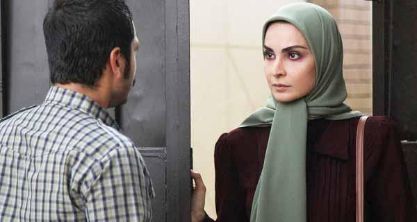 عکس بازیگران سریال مینو ، مهدیه نساج و عباس غزالی در سریال مینو