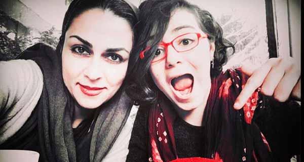 عکس شیوا ابراهیمی و دخترش ، دختر شیوا ابراهیمی ، اسم دختر شیوا ابراهیمی