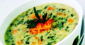 سوپ سبزیجات ، دستور پخت سوپ سبزیجات با مرغ و بدون مرغ ، طرز تهیه سوپ سبزیجات خوشمزه و مجلسی ، soup sabzijat