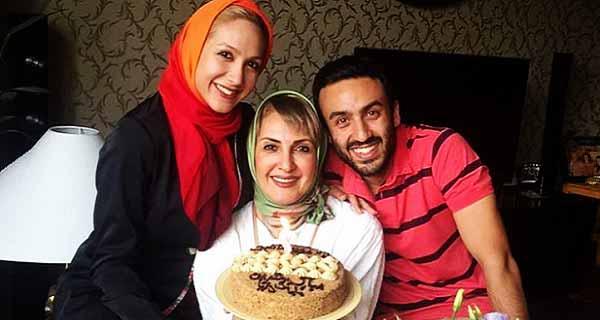 فاطمه گودرزی و فرزندانش ، خانواده فاطمه گودرزی ، عکس دختر و پسر فاطمه گودرزی