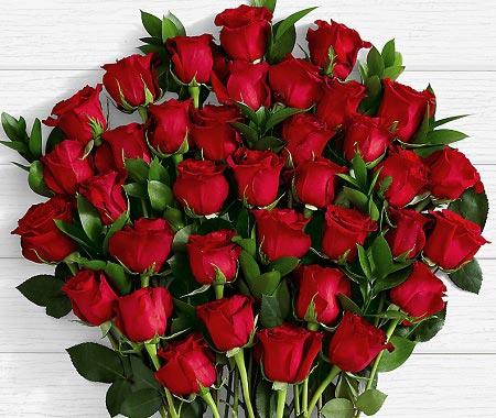 عکس دسته گل رز فوق العاده زیبا و عاشقانه