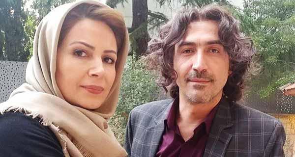 نسرین نکیسا و هادی حجازی فر بازیگر سریال ممنوعه