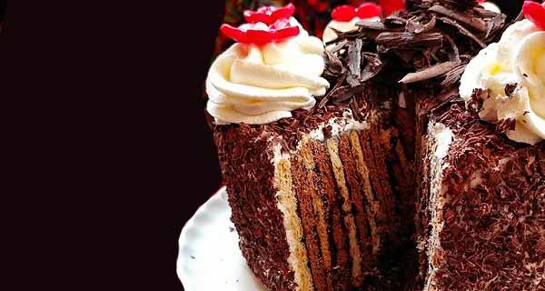 کیک یخچالی شکلاتی خوشمزه و دو رنگ ، طرز تهیه و مواد لازم کیک شکلاتی دو رنگ خوشمزه و مجلسی در خانه، cake yakhchali