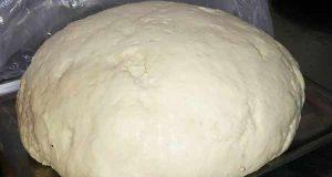 خمیر پیتزا، طرز تهیه و مواد لازم خمیر پیتزای خوشمزه و حرفه ای خانگی سریه و آسان، خمیر پیتزا نرم به روش پیتزا فروشی ها به صورت تصویری، khamir-pitza
