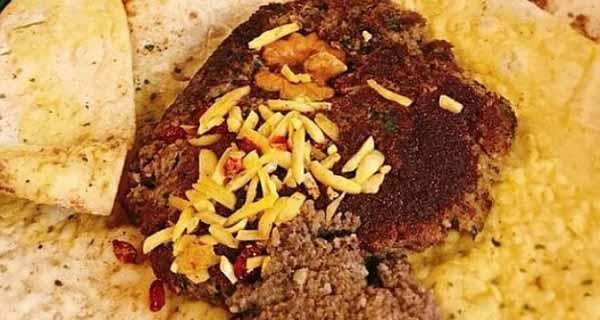 بریانی، طرز تهیه و مواد لازم بریانی اصل اصفهان به صورت خوشمزه و مجلسی برای 4 نفر، دستور پخت بریونی با گوشت گوسفند و گوساله، beriyani