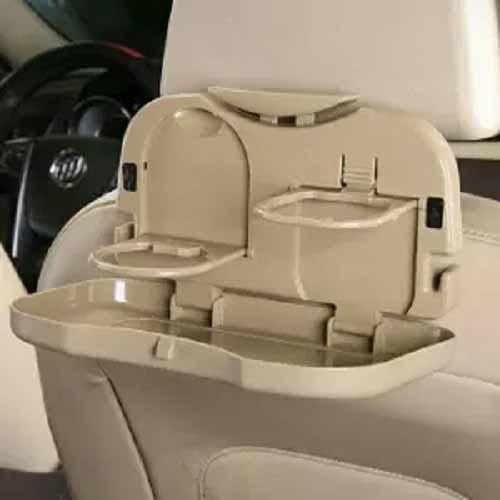 مشخصات و قیمت سینی غذا و جا لیوانی پشت صندلی خودرو