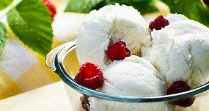 طرز تهیه بستنی وانیلی خوشمزه و بازاری به روش حرفه ای در منزل مرحله به مرحله، bastani-vanili
