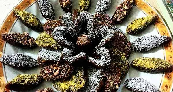 حلوای خرما، طرز تهیه و دستور پخت حلوای خرما خوشمزه و مجلسی در منزل, halva-khorma
