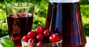 شربت آلبالو، طرز تهیه و درست کردن شربت آلبالو خوشمزه و خوشرنگ مجلسی مخصوص در منزل با شکر و عسل، sharbat-albaloo