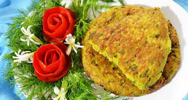 کوکو پیاز ، طرز تهیه و پخت کوکو پیاز خوشمزه و مجلسی در منزل به روشی آسان ، koo koo piyaz