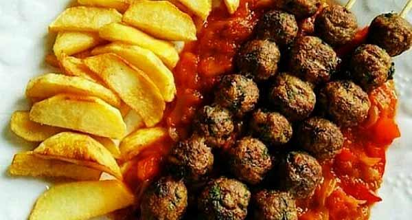 کوفته سیخی ، طرز تهیه و پخت کوفته سیخی به روشی خوشمزه با گوشت قرمز در منزل ، koofteh-sikhi