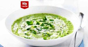 سوپ خیار ، طرز تهیه سوپ خیار خوشمزه و مجلسی به صورت رژیمی برای لاغری در منزل ، soap-khiar