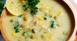 سوپ ذرت ، طرز تهیه و پخت سوپ ذرت خوشمزه و مجلسی در منزل ، soup zorrat