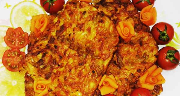 کوکو ماکارونی ، طرز تهیه و پخت کوکو ماکارونی خوشمزه و مجلسی در منزل با پنیر پیتزا بدون فر در تابه ، kookoo macaroni