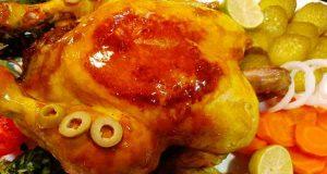 مرغ شکم پر ، طرز تهیه و دستور پخت مرغ شکم پر خوشمزه و مجلسی مخصوص در منزل ، morgh shekam por