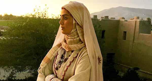 عکس های جدید پانته آ سیروس در سریال بانوی سردار