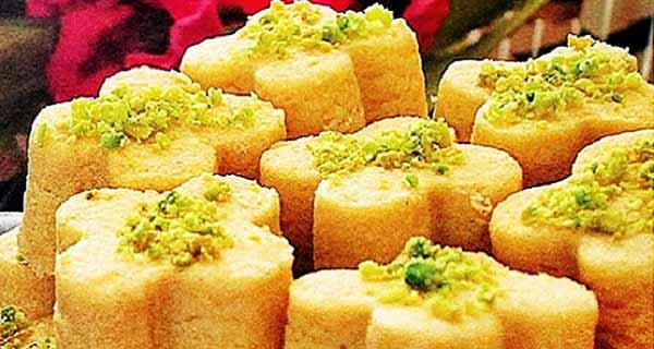 شیرینی نخودچی ، آموزش کامل طرز تهیه و درست کردن شیرینی نخودچی خوشمزه و مجلسی در منزل ، shirini-nokhodchi