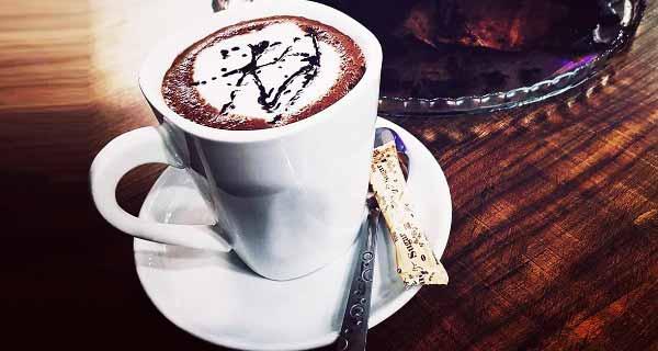 هات چاکلت ، طرز تهیه و درست کردن هات چاکلت خوشمزه و مجلسی در منزل  مرحله به مرحله ، hot  chocolate