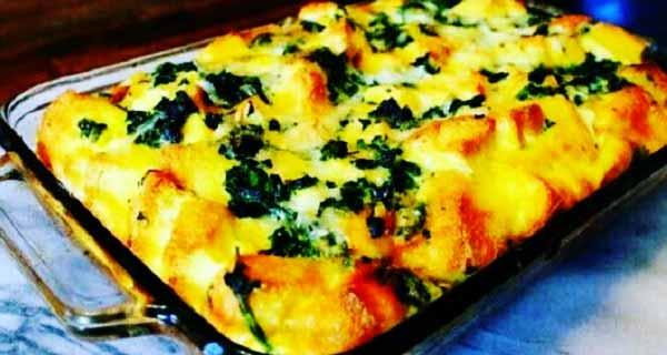 خوراک اسفناج و سیب زمینی ، طرز تهیه و پخت خوراک اسفناج و سیب زمینی خوشمزه و مجلسی در منزل