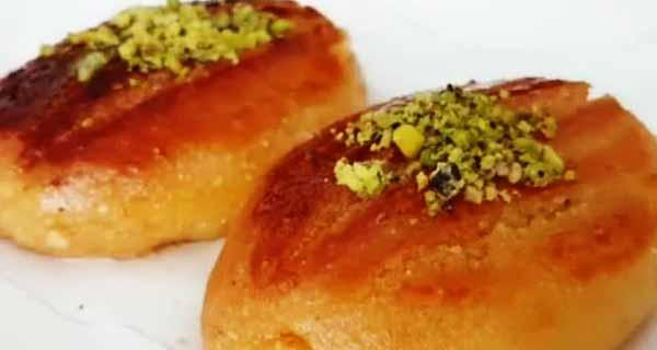 شیرینی لقمه ای ، طرز تهیه و پخت شیرینی لقمه ترکیه ای خوشمزه در  منزل ، shirini logmei