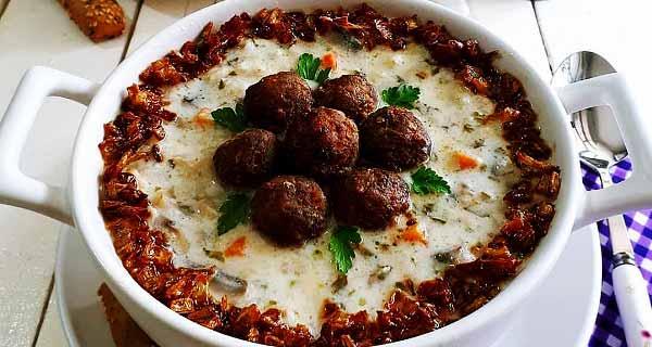 سوپ ماست ، آموزش کامل دستور پخت سوپ ماست خانگی خوشمزه در خانه ، soap mast