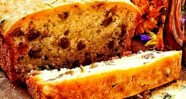 کیک کشمشی ، طرز تهیه و پخت کیک کشمشی و گردویی خوشمزه و مجلسی در خانه، cake-keshmeshi