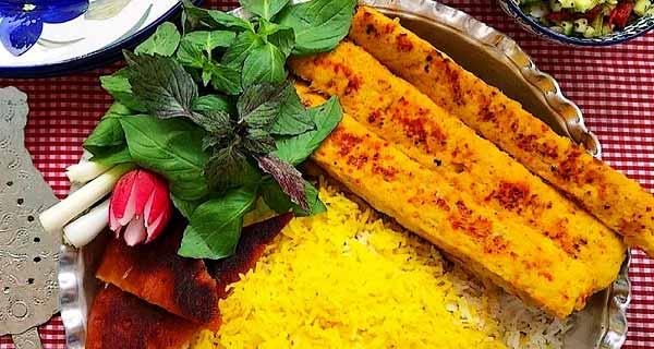 طرز تهیه کباب تابه ای مرغ خوشمزه و آبدار به روش رستورانی