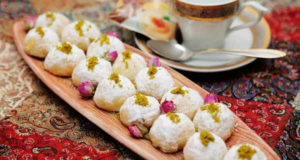 شیرینی قطاب، طرز تهیه و پخت شیرینی قطاب خوشمزه و مجلسی در منزل مرحله به مرحله، shirini-ghotab