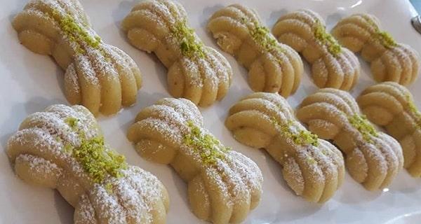 شیرینی زنجبیل، آموزش کامل طرز تهیه و پخت شیرینی زنجبیل خوشمزه و مجلسی در منزل مرحله به مرحله، shirini-zanjabil