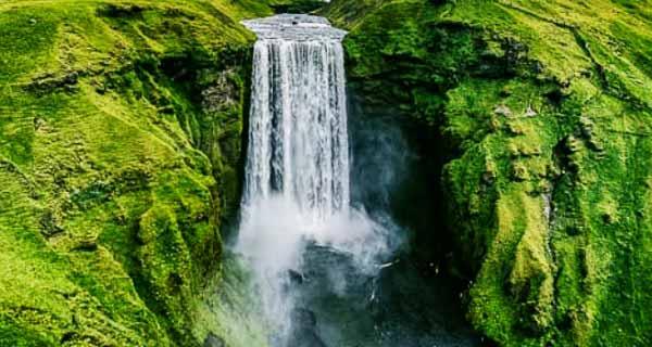 تعبیر خواب آبشار، تعبیر دیدن انواع آبشار در خواب از دید معبران چیست؟، tabir-khab-abshar