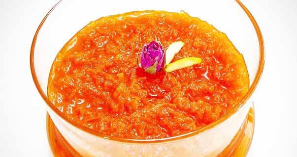 مربای هویج، طرز تهیه و پخت مربای هویج خوشمزه در منزل، moraba havich