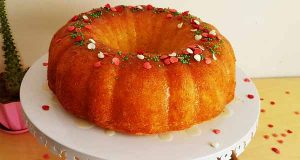 کیک ماست و لیمو، طرز تهیه و پخت کیک ماست و لیموی خوشمزه در منزل، cake mast va limo