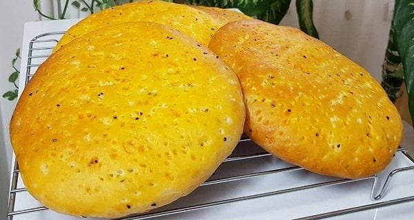 نان کماج، آموزش کامل طرز تهیه و پخت نان کماج در منزل، nane komaj